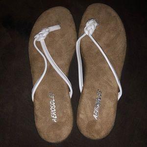 New aerosoles sandals size 7 women's